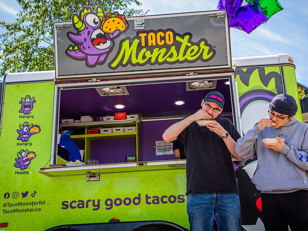 Taco Monster Trailer
